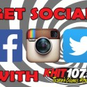 Get Social with K-HIT 107-5